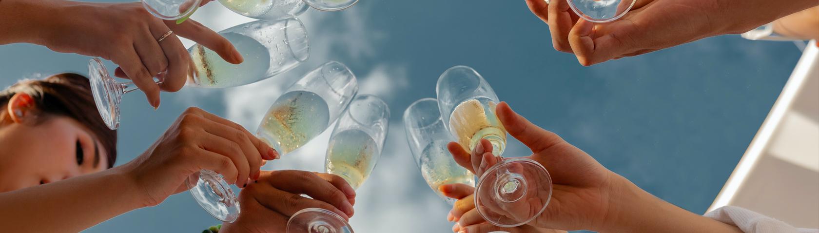 Champagne hero image